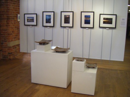 Biscuit Factory Exhibition January 2010